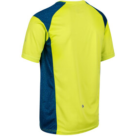 Regatta Hyper-Reflective II Camiseta Hombre, lime puch/sea blue reflective